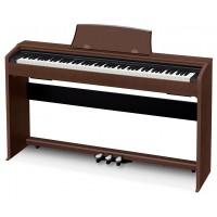 Casio Privia PX-770BN цифровое фортепиано коричневое